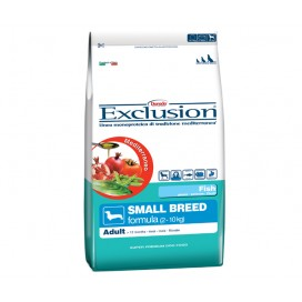 EXCLUSION MEDITERRANEO SMALL PESCE KG. 2
