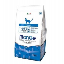 MONGE GATTO URINARY POLLO KG. 1,5