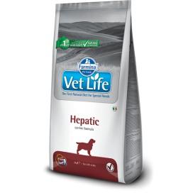 VETLIFE CANE HEPATIC KG. 2