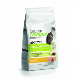 SOLUTION GATTO IDEAL WEIGHT TACCHINO KG. 1,5