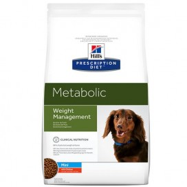 HILL'S METABOLIC CANINE MINI KG. 6