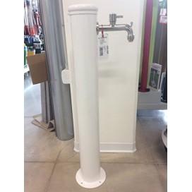 Fontana 1 rubinetto bianco