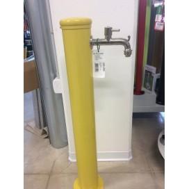 Fontana 1 rubinetto giallo