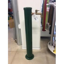 Fontana 2 rubinetti verde