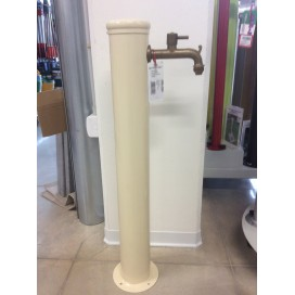 Fontana 2 rubinetti avorio
