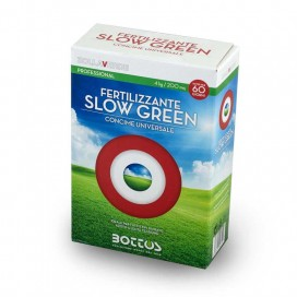 CONCIME SLOW GREEN 18-6-12 KG. 4