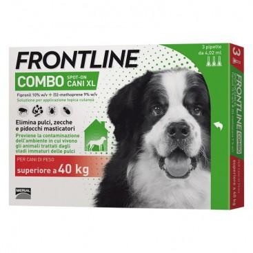 FRONTLINE COMBO CANE OLTRE 40 Kg.