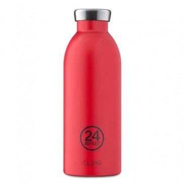 CLIMA BOTTLE 0.5L - HOT RED
