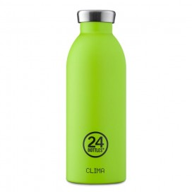 CLIMA BOTTLE 0.5L - LIME GREEN