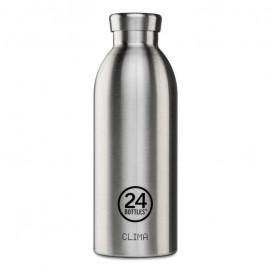 CLIMA BOTTLE 0.5L - STEEL