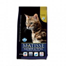 MATISSE ADULT SALMONE E TONNO KG. 1,5