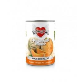 BOX 6 PZ. DISUGUAL FRUIT MANZO E MELONE GR. 400