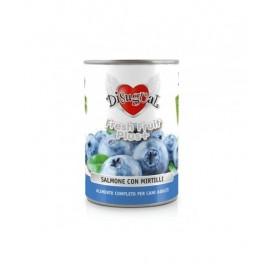 BOX 6 PZ. DISUGUAL FRUIT SALMONE E MIRTILLO GR. 400
