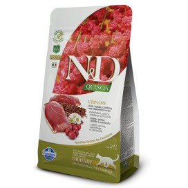 N&D GATTO URINARY ANATRA E QUINOA KG. 1,5