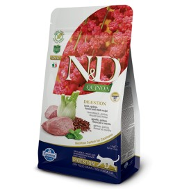 N&D GATTO DIGESTION AGNELLO E QUINOA KG. 1,5