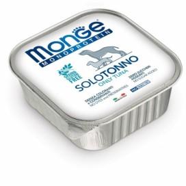 BOX 5 PZ. MONGE CANE SOLO TONNO GR. 150