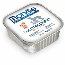 BOX 5 PZ. MONGE CANE SOLO TACCHINO GR. 150