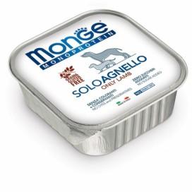 BOX 5 PZ. MONGE CANE SOLO AGNELLO  GR. 150