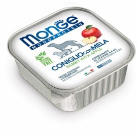 BOX 5 PZ. MONGE CANE CONIGLIO E MELA GR. 150