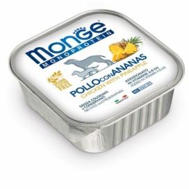 BOX 5 PZ. MONGE CANE POLLO E ANANAS GR. 150