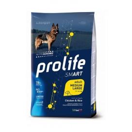 PROLIFE CANE ADULT MED/LARGE POLLO E RISO KG. 12