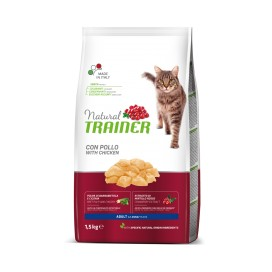 NATURAL GATTO ADULT POLLO FRESCO KG. 1,5