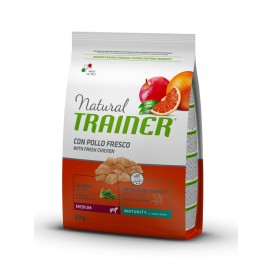 NATURAL TRAINER MEDIUM MATURITY POLLO KG. 3