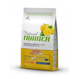 NATURAL TRAINER ADULT MINI POLLO KG. 7