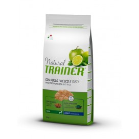 NATURAL TRAINER ADULT MAXI POLLO KG. 12