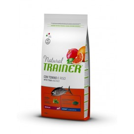 NATURAL TRAINER ADULT MEDIUM TONNO KG. 12
