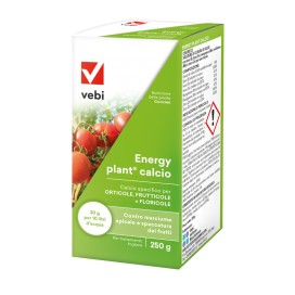 ENERGY PLANT CALCIO 250 gr.