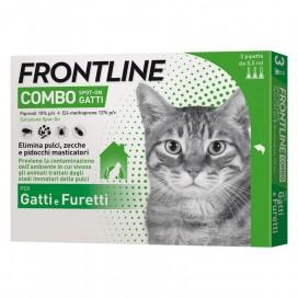 FRONTLINE COMBO GATTI 3x0,5 ML