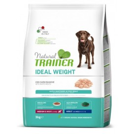 NAT TRAINER IDEAL WEIGHT MED-MAXI 3 KG FLASH