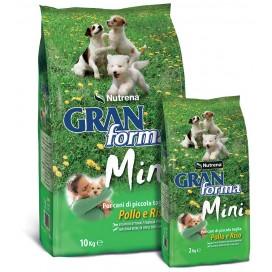 GRAN FORMA ADULT MINI POLLO & RISO KG. 2