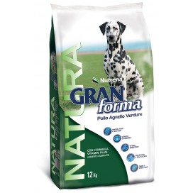 GRAN FORMA DOG MIX NATURA KG. 3