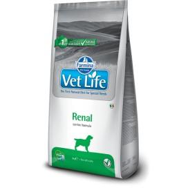 VETLIFE CANE RENAL KG. 2