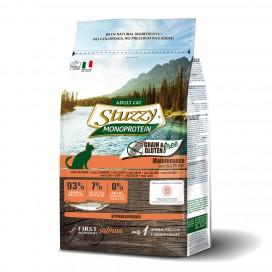 STUZZYCAT GRAIN FREE ADULT SALMONE KG. 1,5