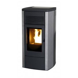 MCZ EGO 2.0 Comfort air 10,1 KW Colore Silver