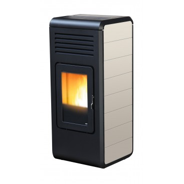 MCZ NIMA Comfort air 11,5 KW Colore Warm Grey