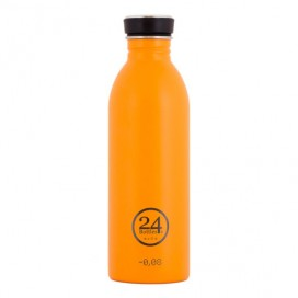 (24 BOTTLES) URBAN BOTTLE – 0.5L – STEEL