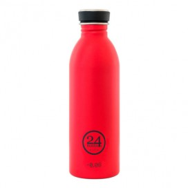 URBAN BOTTLE 0.5L – HOT RED