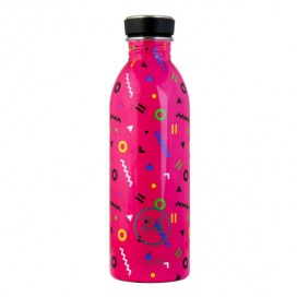 URBAN BOTTLE 0.5L - COLLECTION GEOMETRIC - LOLLIPOP