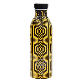 URBAN BOTTLE 0.5L – OPTICAL COLLECTION – GROOVE