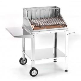 Barbecue Griglia a GPL/GAS Mod. Siviglia Black